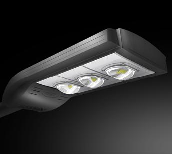 变形金刚LED模组式路灯设计