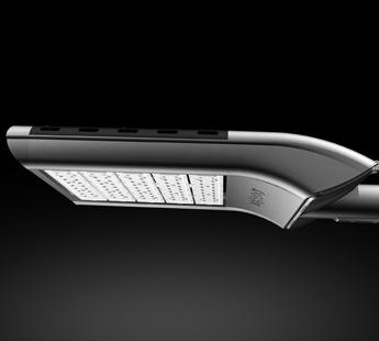 探索者模组式LED路灯设计