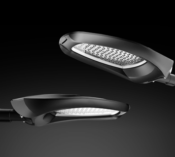 圣火LED路灯设计