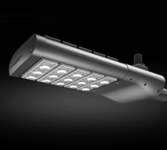 美式出口模组式LED路灯设计