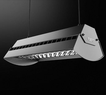 美式出口工矿灯设计