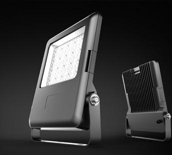 出口型投光灯设计