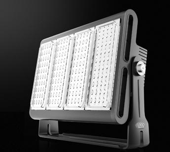 模组型出口泛光灯设计