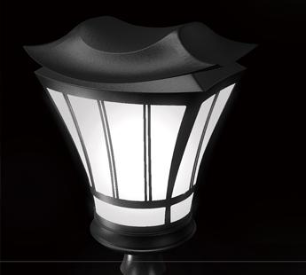 唐韵LED户外庭院灯设计